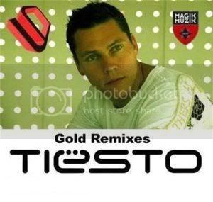 Dj Tiesto - Tiesto's gold remixes (2008) Cover-185
