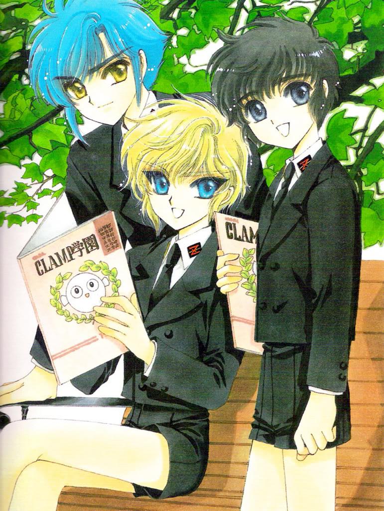 [Gallery] Đội thám tử học viện Clamp 075