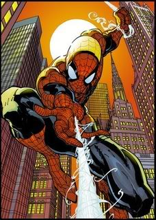 Viñetas de colores: Tebeos, manga, cuadrinhos, comic-books Comic_art_03_Spiderman__
