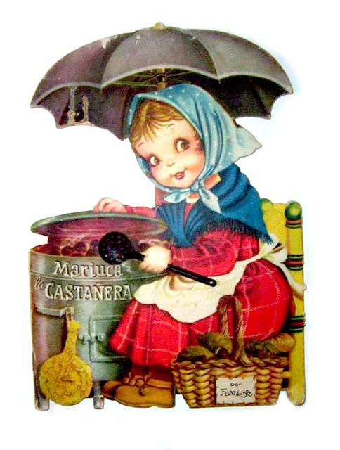 Viñetas de colores: Tebeos, manga, cuadrinhos, comic-books Cuento_Troquelado