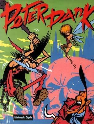 Viñetas de colores: Tebeos, manga, cuadrinhos, comic-books - Página 2 PETERPANK11