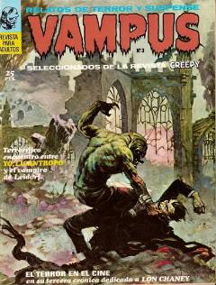 Viñetas de colores: Tebeos, manga, cuadrinhos, comic-books Vampus3-1