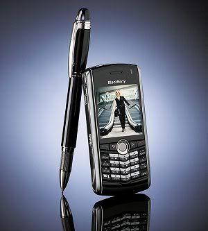 Tía, o sea, yo ya tengo mi Iphone Blackberry-pearl