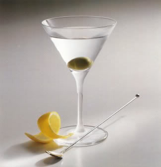 Juego: traeme una imagen Dry-martini