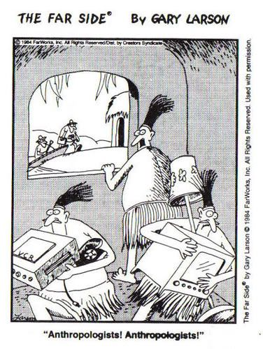 Decid lo que queráis - Página 2 Gary-larson-1984-far-side-anthropol