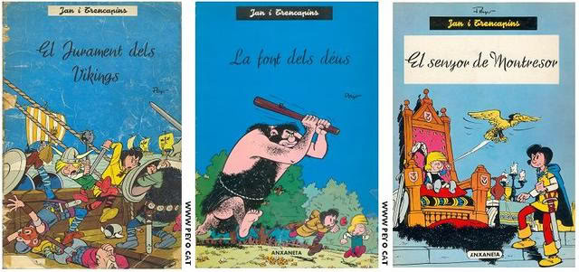 Viñetas de colores: Tebeos, manga, cuadrinhos, comic-books Jp_cat1