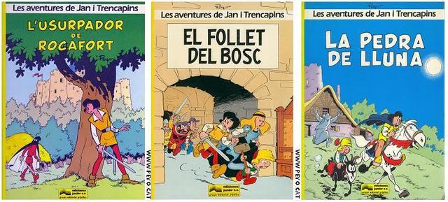 Viñetas de colores: Tebeos, manga, cuadrinhos, comic-books Jp_cat2