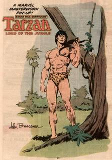 si fueras un personaje de comic.... - Página 2 Tarzfigink