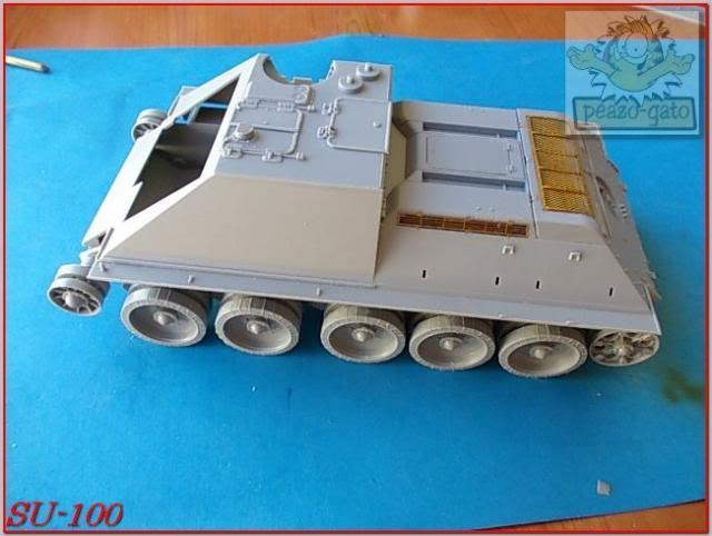 SU-100 30ordmSU-100peazo-gato