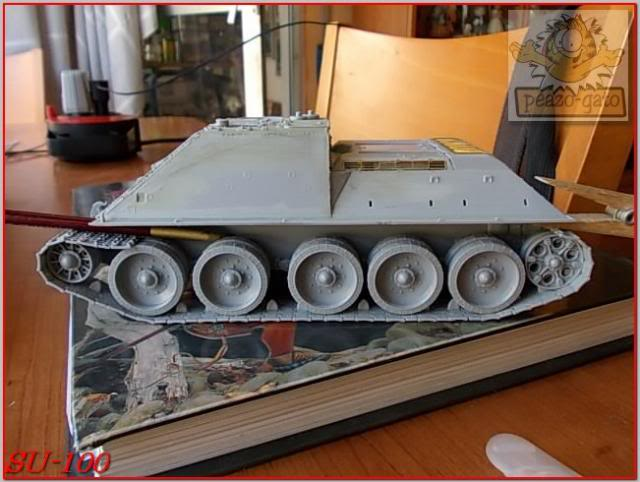 SU-100 37ordmSU-100peazo-gato