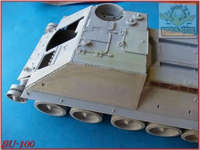SU-100 43ordmSU-100peazo-gato