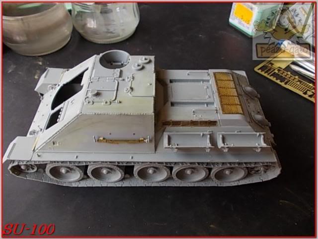 SU-100 51ordmSU-100peazo-gato