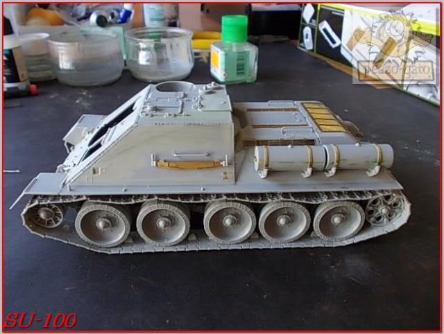 SU-100 57ordmSU-100peazo-gato