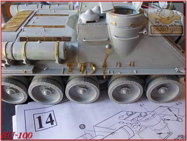 SU-100 67ordmSU-100peazo-gato