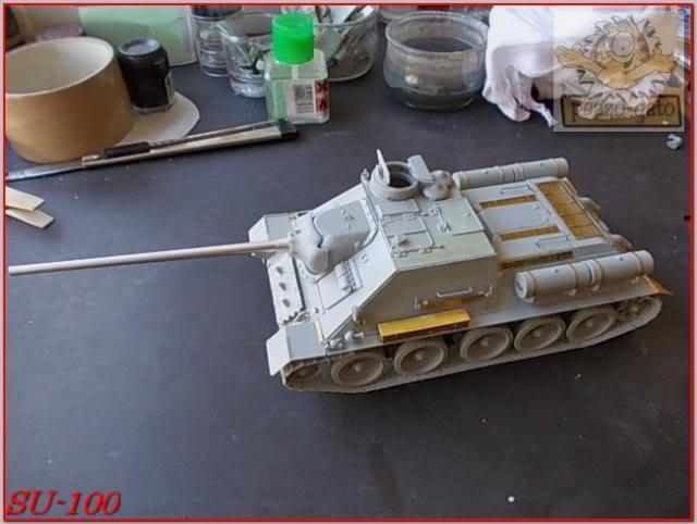 SU-100 76ordmSU-100peazo-gato