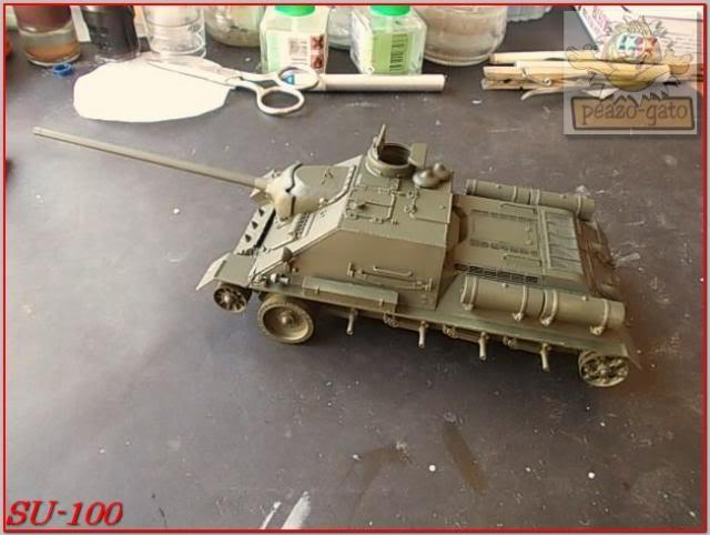 SU-100 78ordmSU-100peazo-gato