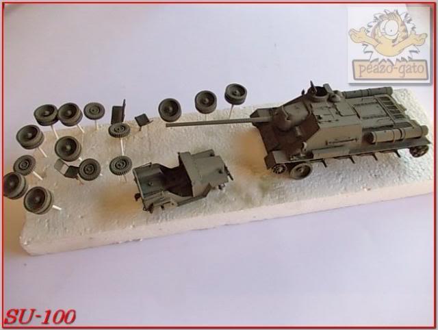 SU-100 82ordmSU-100peazo-gato
