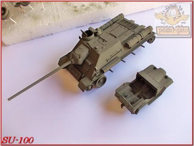 SU-100 83ordmSU-100peazo-gato