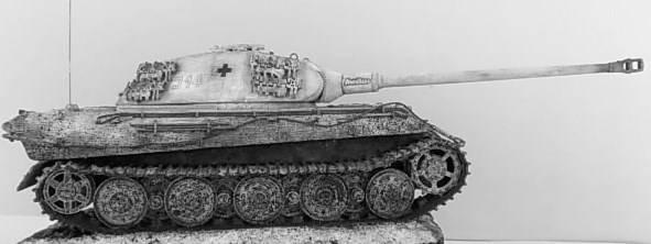 """Crusader MK III , """"el Alamein 1942"""" (terminado 07-05-13) 001anneliese"""