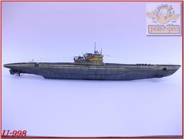 U-998, (5º unterseebootsflottille) 42ordmU-998peazo-gato
