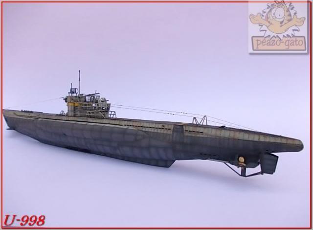 U-998, (5º unterseebootsflottille) 47ordmU-998peazo-gato