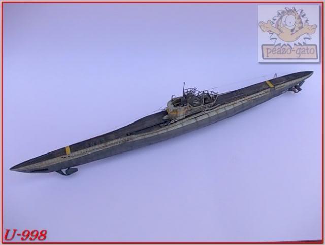 U-998, (5º unterseebootsflottille) 48ordmU-998peazo-gato
