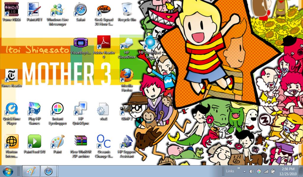Post your Desktop Desktop1