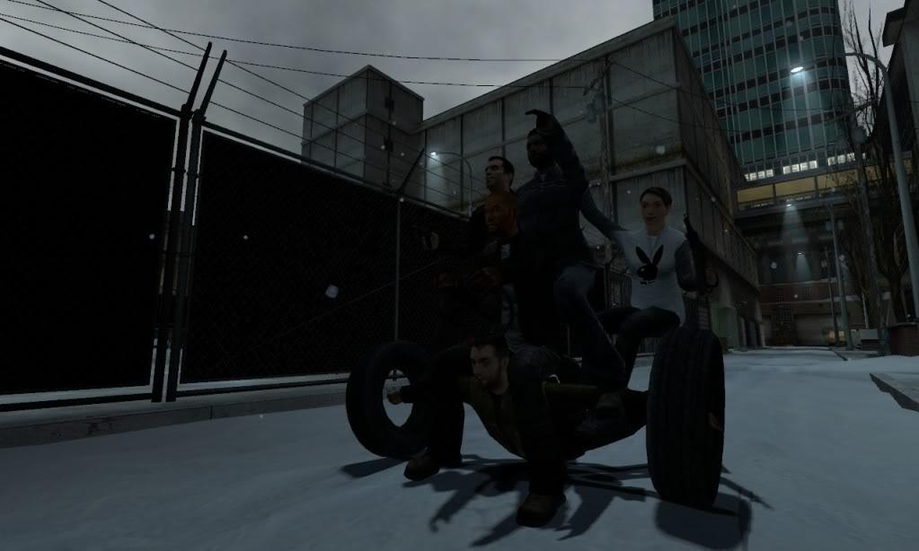 Garry's Mod Posing Rp_necro_urban_v20016
