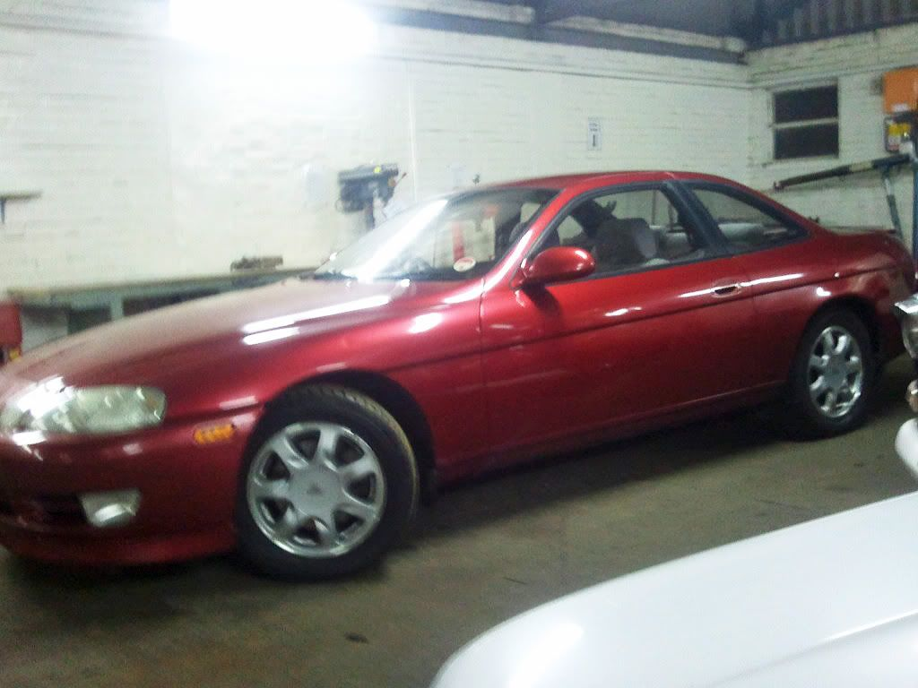 My soarer twin turbo Soarer2
