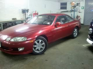 My soarer twin turbo Soarer3