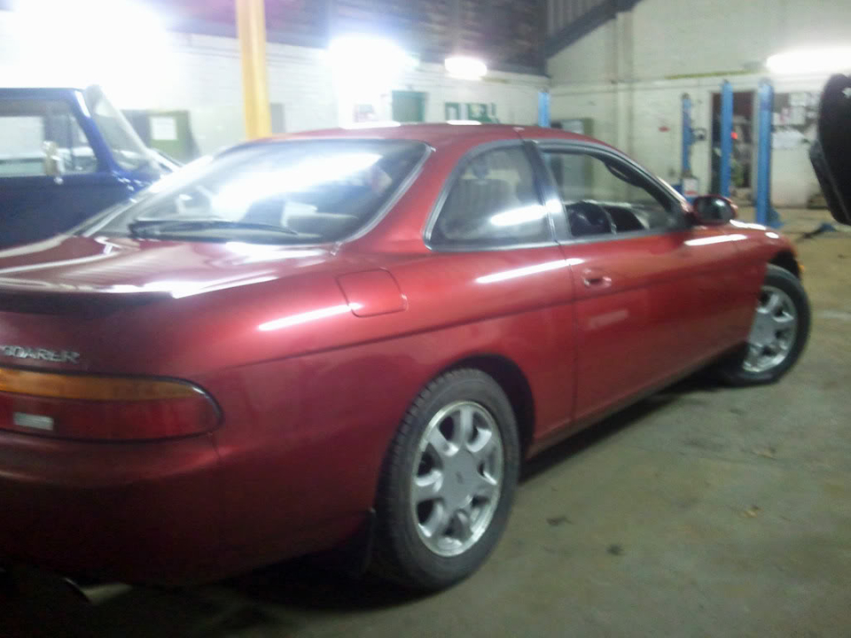 My soarer twin turbo Soarer4