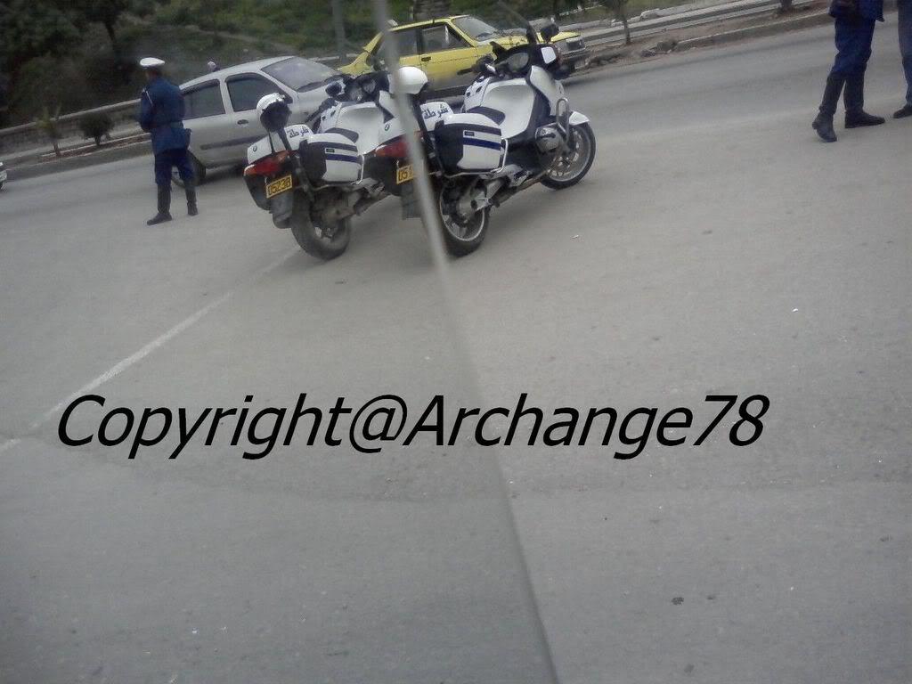 صور حصرية للشرطة BMWPolice