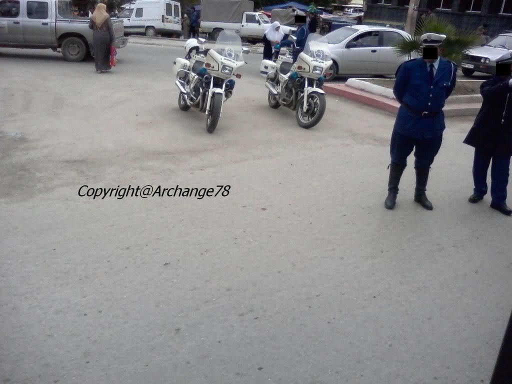 صور حصرية للشرطة HondaPolice