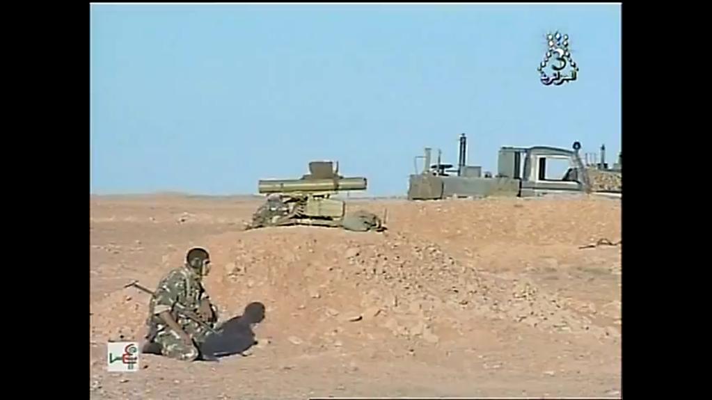 القوات البرية الجزائرية  - صفحة 2 Kornet