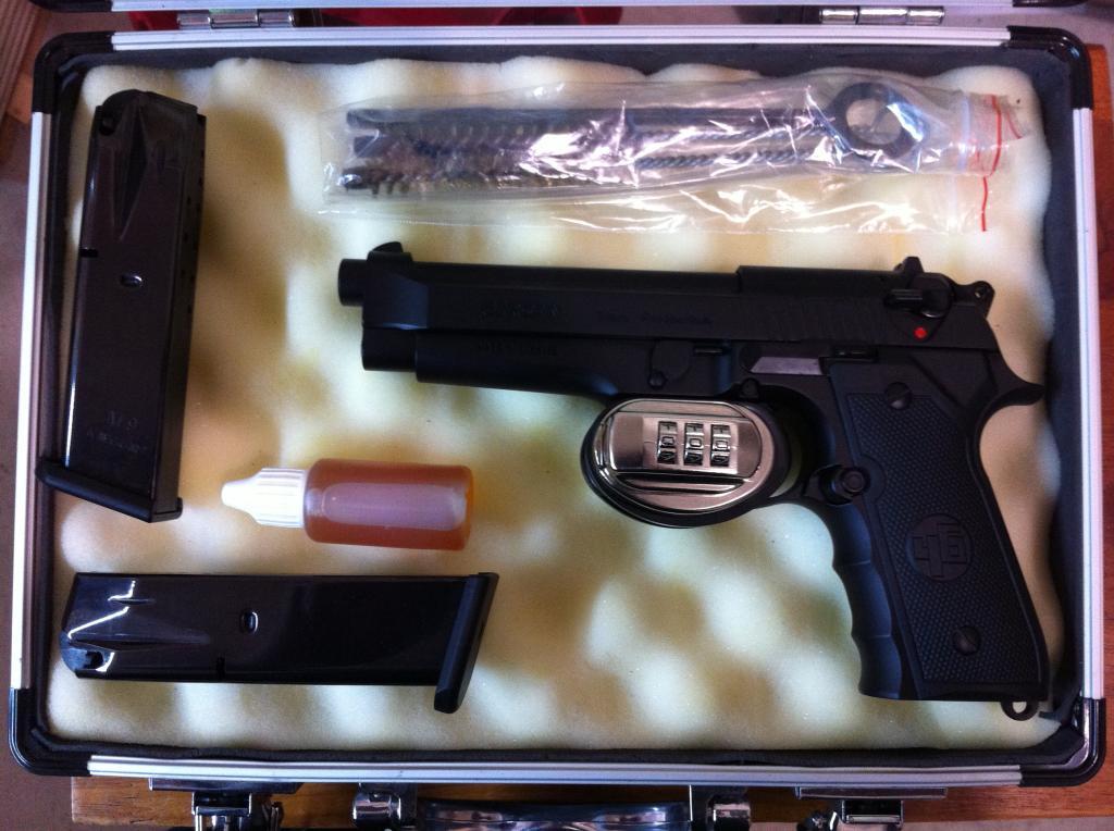 Première sortie avec mon premier Pistolet D828C51C-603F-4424-80A9-035BF90E7060
