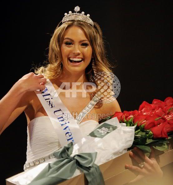 Miss Universe Australia 2010
