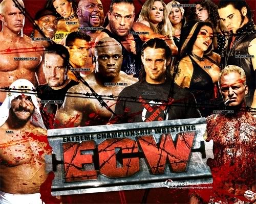 WWE: World Wrestling Entertaiment Ecw