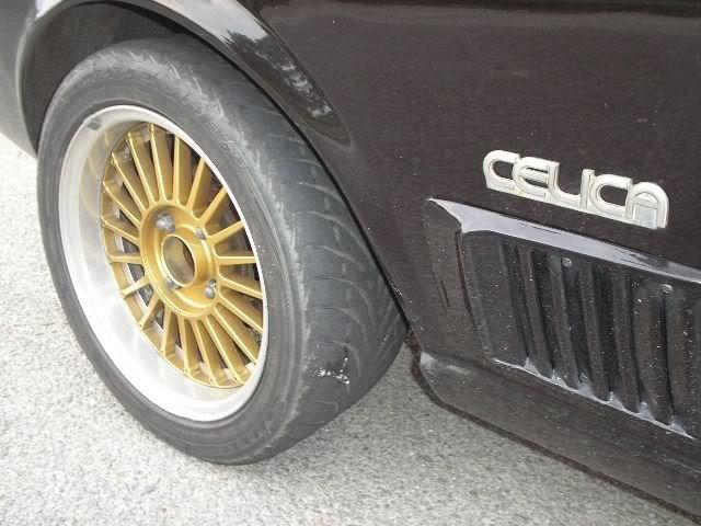 Celica with V8 Engine TA22RudiV8-06