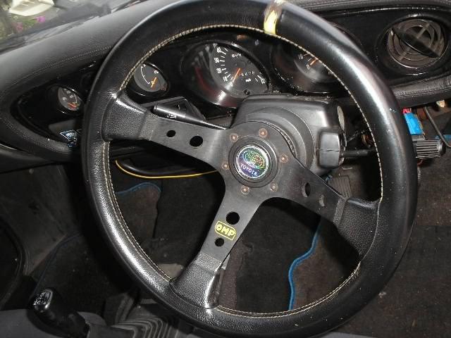 Celica with V8 Engine TA22RudiV8-10