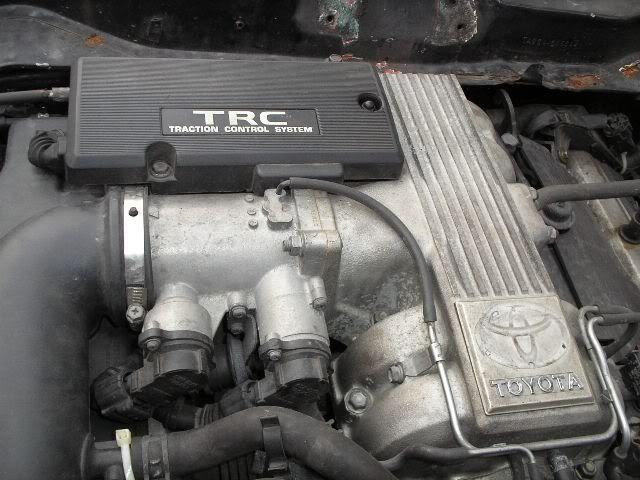 Celica with V8 Engine TA22RudiV8-14