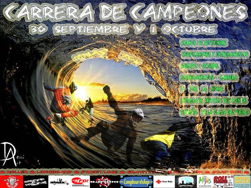 Carrera de Campeones 2011 Cartelcondessi