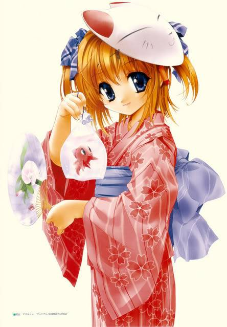 Girl Kimonos NaoGoto098