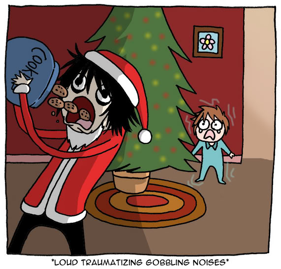 Random Thread - Page 3 PD__Santa_L_and_the_cookies_by_jkno