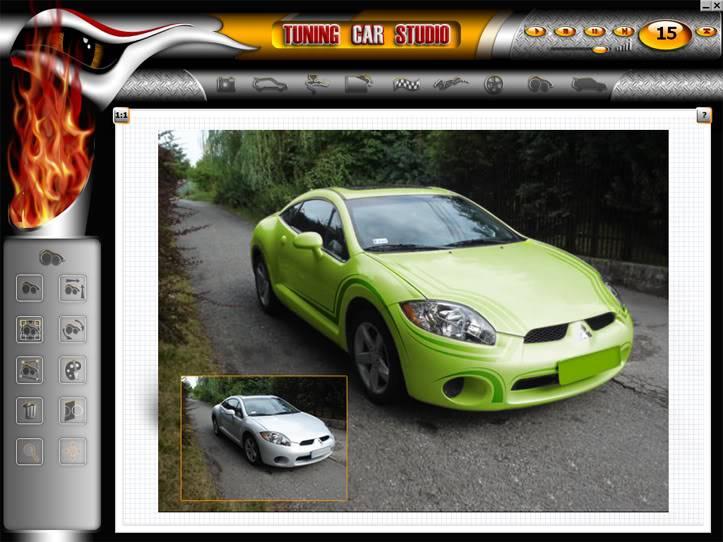 Tuning Car Studio (Bilgisayarda Kendi Aracını Modifiye Et) 06