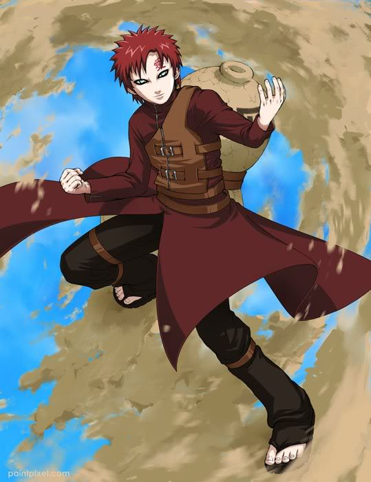 The Banner Picture Suggestion Thread Gaara