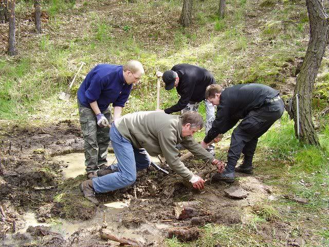 """Odkrywanie """"Norda"""" (kwiecień 2008) P4190101"""
