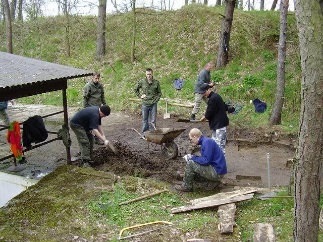 """Odkrywanie """"Norda"""" (kwiecień 2008) P4190140"""