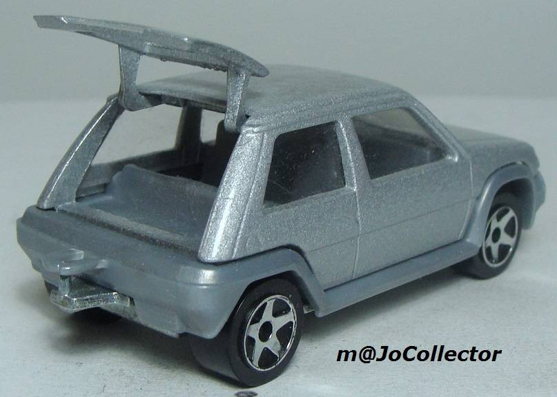 My Majorette Models with Modified Wheels 205.5%20Renault%205%20II%20Supercinq%20GT%20Turbo%2015