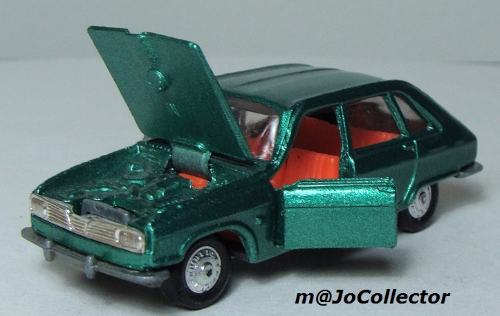 My restored Majorette Models 221.1%20Renault%2016%2010
