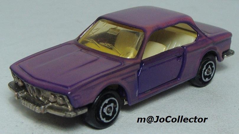 My restored Majorette Models 235.2%20BMW%203.0%20CSi%2005